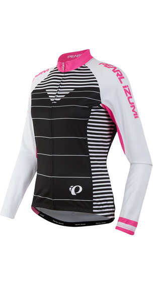 PEARL iZUMi ELITE Thermal LTD Jersey Women Moto Screaming Pink